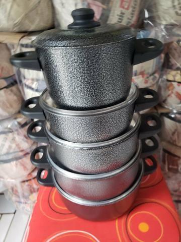 Panela de alumínio craqueadas - Foto 4