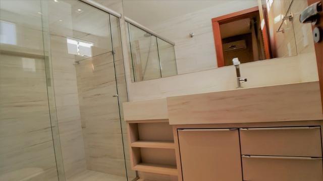 Sobrado 4 Suítes + Escritório, 351 m², semi mobiliado, c/ lazer na 404 Sul - Alto Padrão - Foto 9