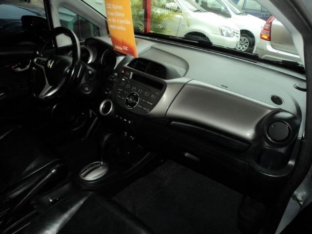 New Fit 1.5 automático 2010 modelo top - Foto 6
