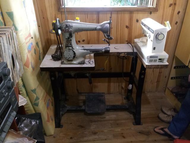 Maquinas de sapateiro