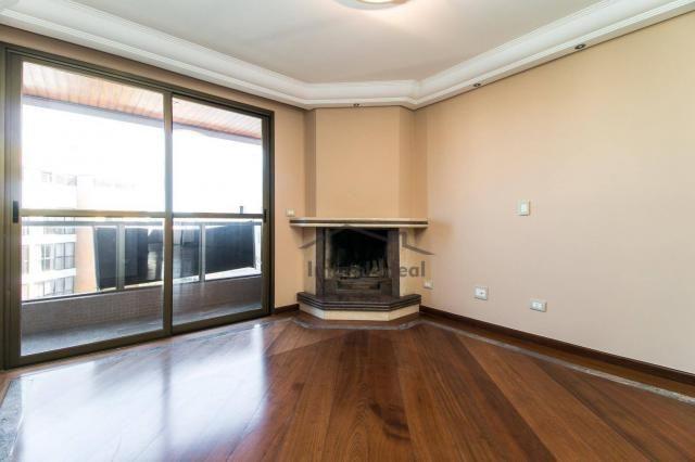 Cobertura com 4 dormitórios à venda, 564 m² por R$ 2.300.000 - Alto da Glória - Curitiba/P - Foto 3