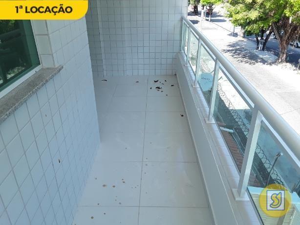 Apartamento para alugar com 2 dormitórios em Cidade dos funcionários, Fortaleza cod:50393 - Foto 5