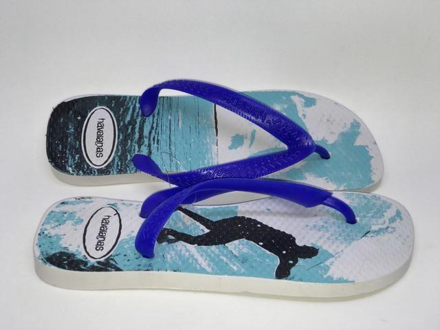 Sandálias havaianas masculino no atacado - Foto 2