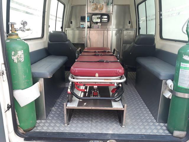Ambulância Uti Ducato Teto Alto 2008 - Foto 3