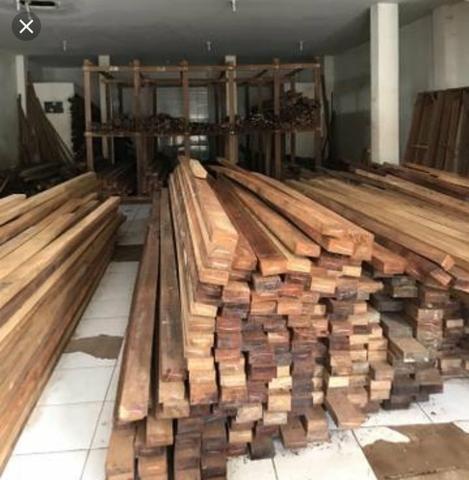 85$ duzia azimbre 3mt, madeiras novas direto da serraria. - Foto 3