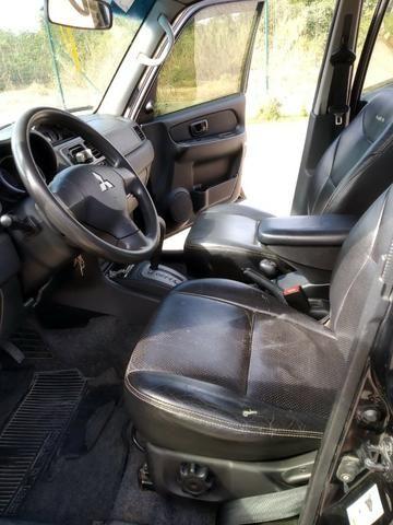 Pajero TR4 2012 automático, completo, GNV, 2° dono! - Foto 15