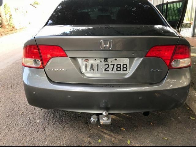 Civic lxs 1.8 automático 2008 - Foto 2