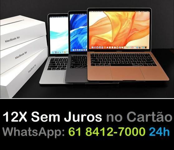 MacBook PRO ou Air ( 12X Sem Juros + Nota Fiscal )