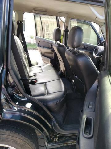 Pajero TR4 2012 automático, completo, GNV, 2° dono! - Foto 13