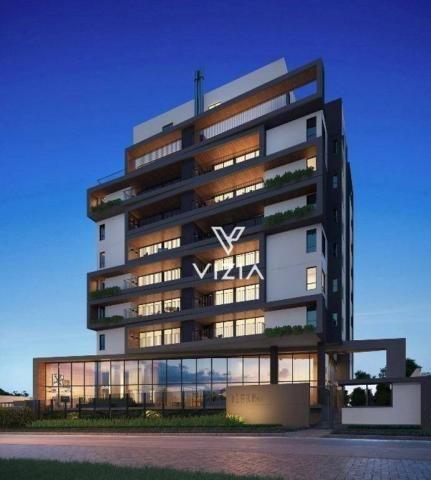 Apartamento à venda, 85 m² por R$ 919.301,00 - Juvevê - Curitiba/PR - Foto 19