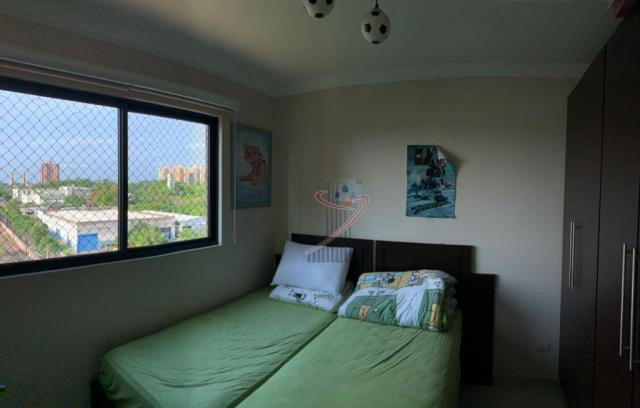 Apartamento com 4 dormitórios à venda, 216 m² por R$ 970.000,00 - Parque Monjolo - Foz do  - Foto 16