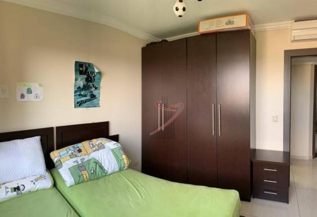 Apartamento com 4 dormitórios à venda, 216 m² por R$ 970.000,00 - Parque Monjolo - Foz do  - Foto 17