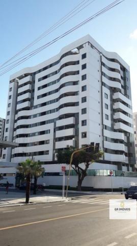 Apto 98m² na Ponta Verde próx a Tantã, 3 quartos, 1 suíte, DCE lazer por 540 mil !!