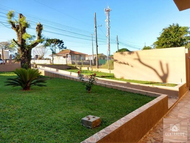 Casa à venda com 4 dormitórios em Jardim carvalho, Ponta grossa cod:1687 - Foto 4