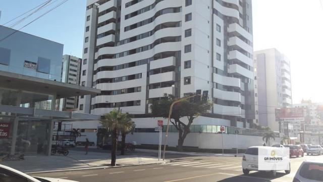 Apto 98m² na Ponta Verde próx a Tantã, 3 quartos, 1 suíte, DCE lazer por 540 mil !! - Foto 4