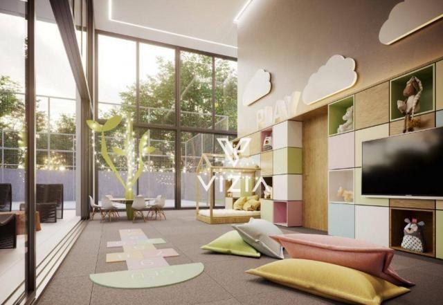 Cobertura à venda, 384 m² por R$ 4.166.502,00 - Cabral - Curitiba/PR - Foto 16