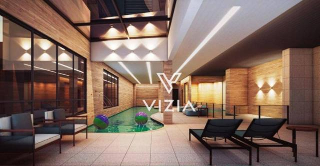 Apartamento à venda, 112 m² por R$ 936.239,00 - Cabral - Curitiba/PR - Foto 11