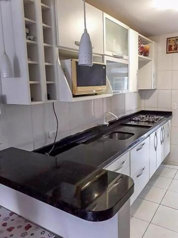 Linda Casa 03 quartos c/suite terreno 02 vagas no Santa Candida Curitiba - Foto 5