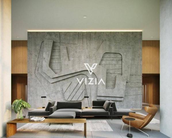 Cobertura à venda, 384 m² por R$ 4.166.502,00 - Cabral - Curitiba/PR - Foto 12