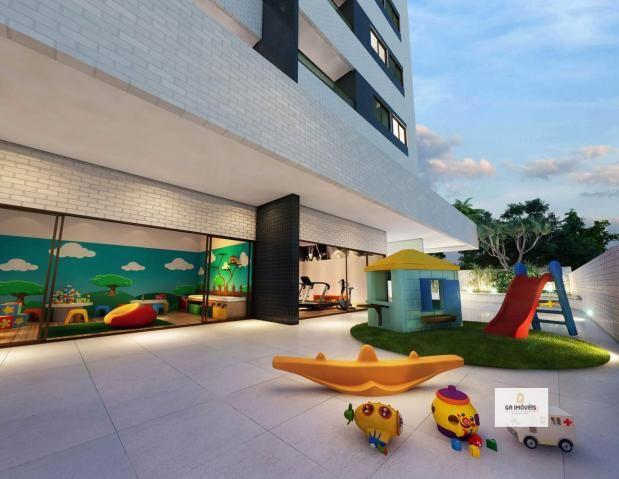 Apartamento à venda, 3 quartos, 2 vagas, Ponta Verde - Maceió/AL - Foto 3