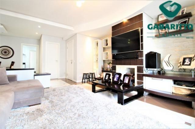 Apartamento à venda com 3 dormitórios em Champagnat, Curitiba cod:91267.001 - Foto 4