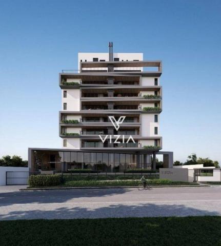 Apartamento à venda, 85 m² por R$ 919.301,00 - Juvevê - Curitiba/PR - Foto 18