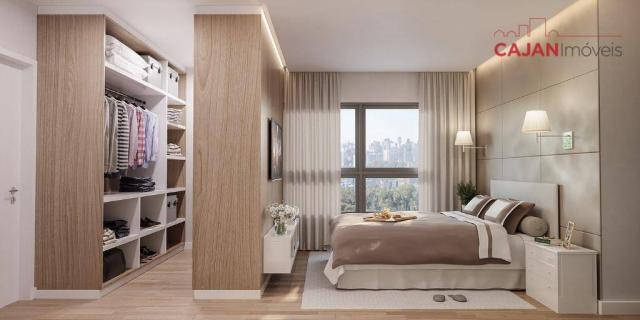 Apartamento de 3 dormitórios com 2 vagas de garagem no bairro Auxiliadora - Foto 5