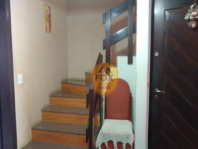 Sobrado com 3 dormitórios à venda, 134 m² por R$ 435.000,00 - Cajuru - Curitiba/PR - Foto 10