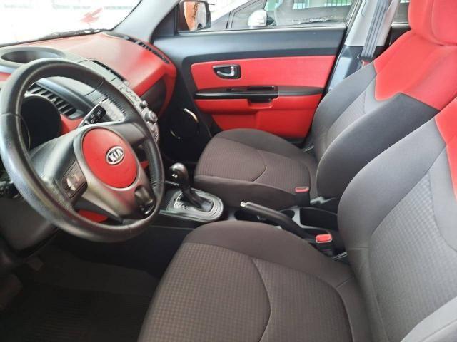 SOUL 2010/2011 1.6 EX 16V GASOLINA 4P AUTOMÁTICO - Foto 7