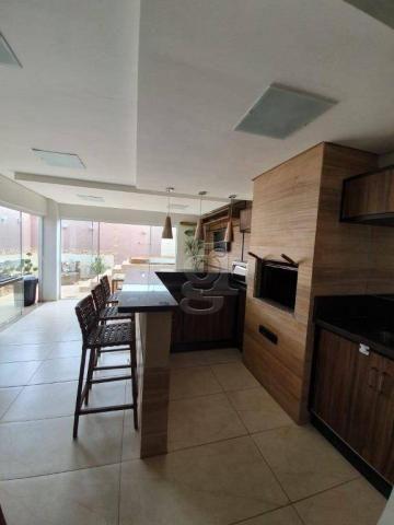 Sobrado com 3 dormitórios à venda, 153 m² por R$ 520.000,00 - Condomínio Recanto dos Pione - Foto 13