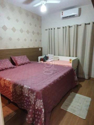 Sobrado com 3 dormitórios à venda, 153 m² por R$ 520.000,00 - Condomínio Recanto dos Pione - Foto 6