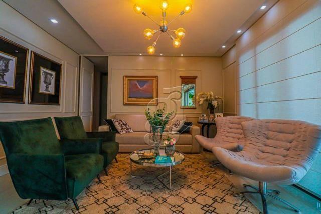 Apartamento à venda, 173 m² por R$ 1.250.000,00 - Edifício Maison Lazuli - Londrina/PR - Foto 2