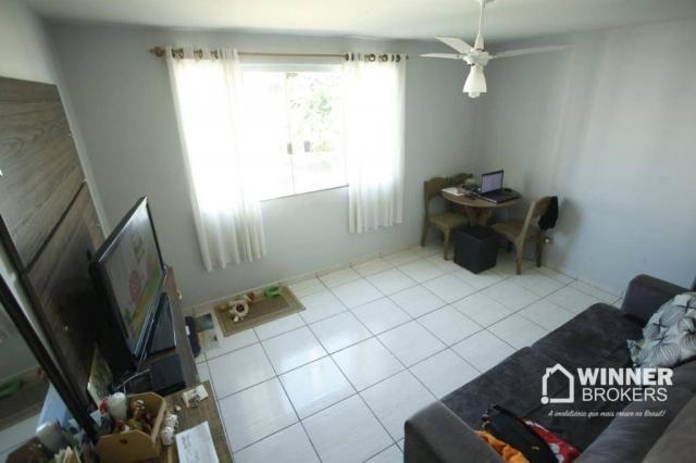Apartamento com 2 dormitórios à venda, 53 m² por R$ 160.000,00 - Vila Bosque - Maringá/PR - Foto 5