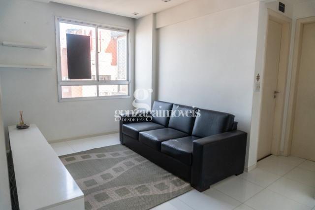 Apartamento para alugar com 1 dormitórios em Cristo rei, Curitiba cod:15182001 - Foto 2