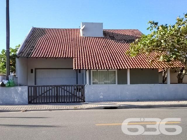 Casa à venda com 3 dormitórios em Salinas, Balneário barra do sul cod:03015791