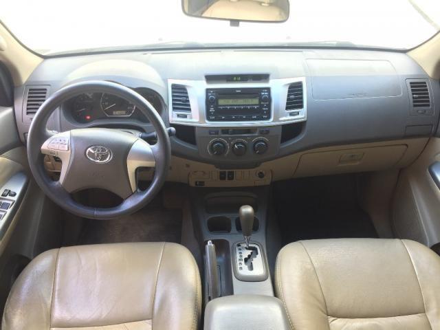 Toyota Hilux SW4 SR 4x2 2.7 Flex 16V Aut. - Foto 8