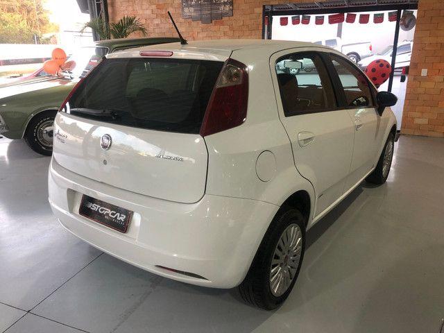 Fiat Punto Atracitve único dono 1.4 2012 - Foto 10