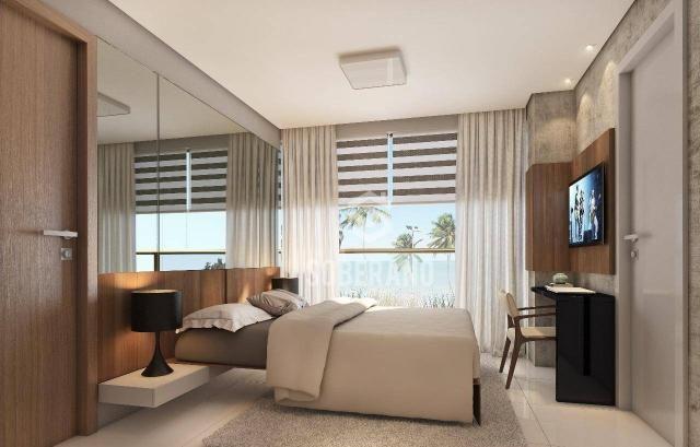 Apartamento com 1 dormitório à venda, 39 m² por R$ 240.000 - Intermares - Cabedelo/PB - Foto 5