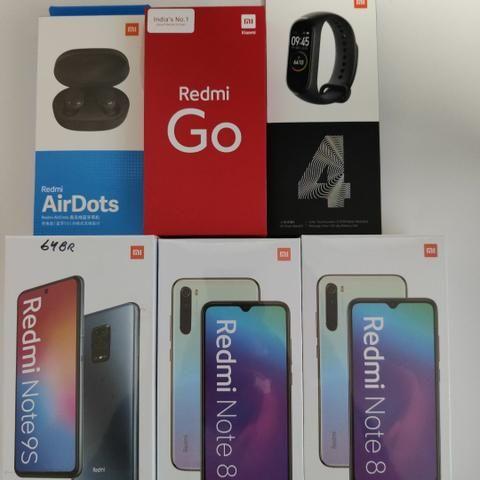 Promoção de Namorados# Redmi da Xiaomi com entrega imediata.. novo lacrado com garantia
