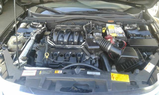 Fusion Sel 4x4 FWD 3.0 V6 243 cv AT Preto 2012 - Foto 9