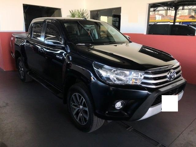 Toyota hilux cabine dupla hilux 2.8 tdi srv cd 4x4 (aut) 2017