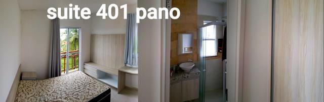 Apartamento mobiliado completo 2 quartos vista mar 100 mt do centro do cumbuco ce brasil - Foto 10