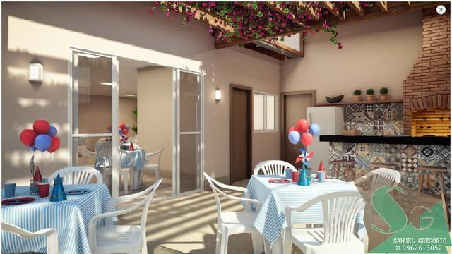 SAM 044 Via Jardins - 1 quarto - 31m² - Morada de Laranjeiras - Foto 2
