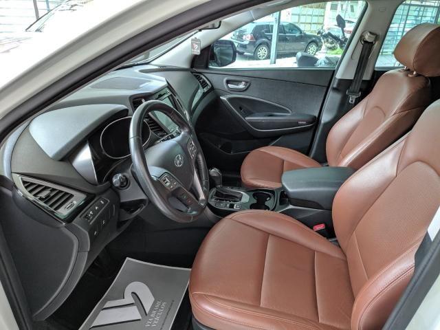 SANTA FÉ 2015/2016 3.3 MPFI 4X4 7 LUGARES V6 270CV GASOLINA 4P AUTOMÁTICO - Foto 6