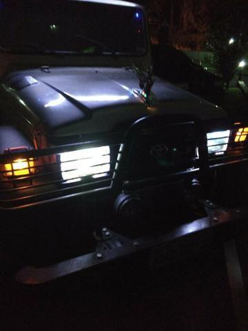 Raríssimo! Lindo Jipe Toyota Bandeirante Longo 91/91 - Foto 8