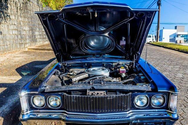 Relíquia de Colecionador Ford Landau com placa Preta 1980! - Foto 11
