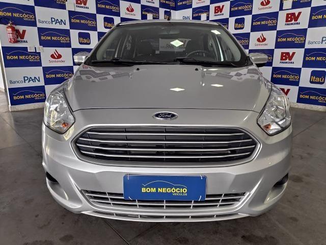 Ford Ka + Sedan Completo 1.5 semi novo com cara de Zero! - Foto 3
