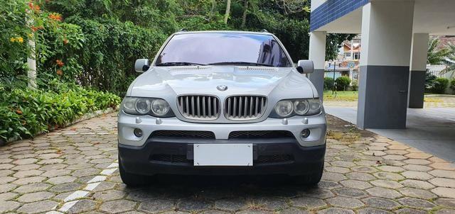 Bmw X5 2005 barata pra sair logo 29.990 - Foto 3