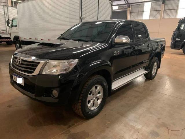 Toyota Hilux SRV 3.0 SRV 4X4 Aut 2012 - Foto 2