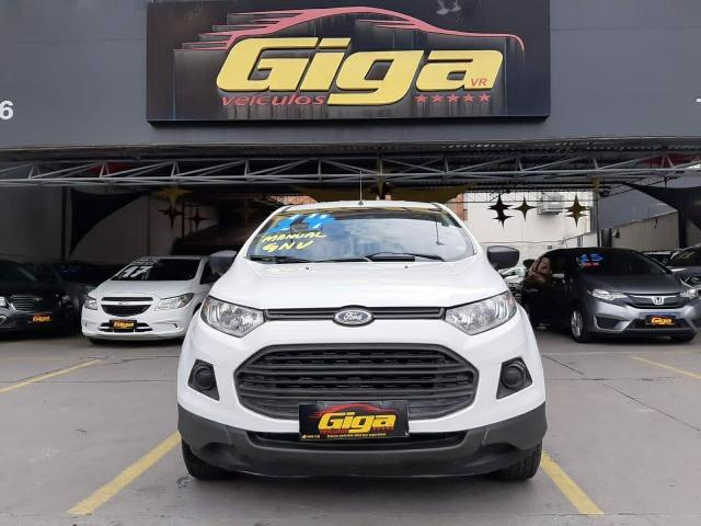 Ford Ecosport 1.6 S 16V Flex 4P Manual - 2014 - Foto 5